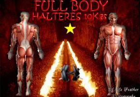 full body halteres