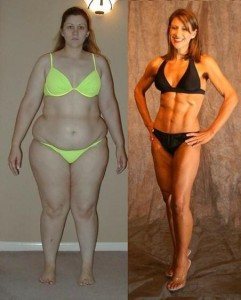 Perdre du poids fitness