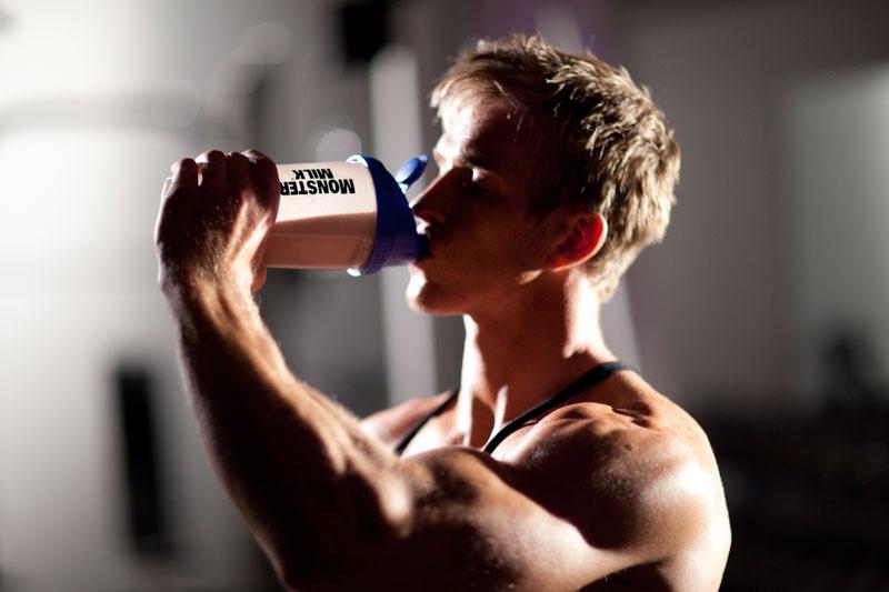 que manger apres musculation