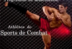 programme musculation sport de combat