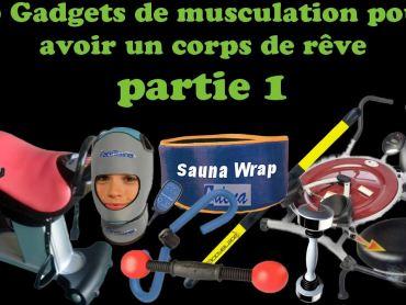 Gadgets musculation