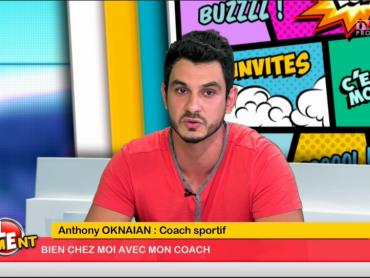 anthony coach sportif