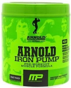 Muscle Pharm Arnold Schwarzenegger