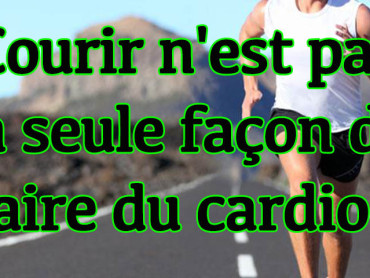 courir et cardio