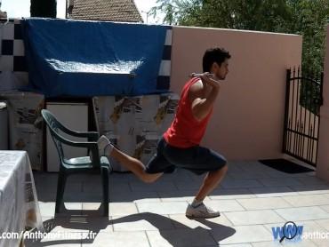 exercices athlètes