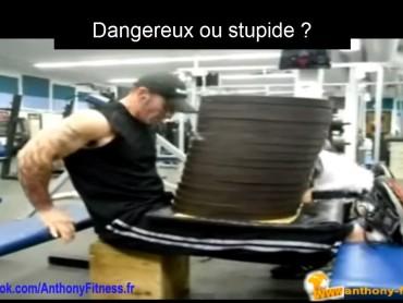 exercices dangereux