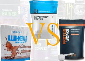 myprotein vs aptonia vs nakedwhey