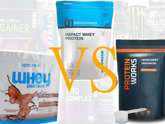 myprotein vs aptonia vs nakedwhey